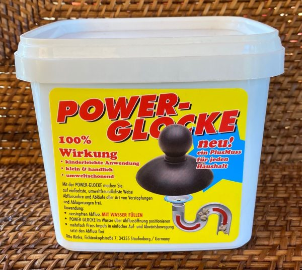 Verpackung-Power-Glocke
